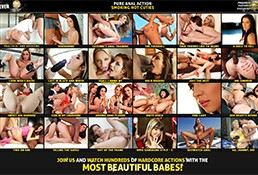 Top paid adult website for anal porn