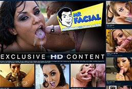 Most popular pay adult website featuring some cum in face material