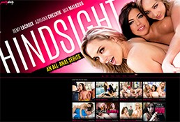 One of the most popular membership xxx websites to access great HD porn series