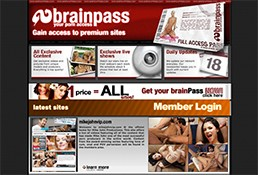 one of the greatest membership xxx sites offering a lots of porn sites