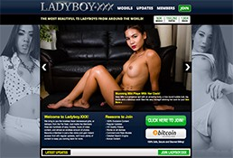 ladyboyxxx is among the best membership adult sites if you like gorgeous shemale porn stuff
