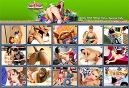 one of the top pay xxx websites offering hot fresh faced porn scenes