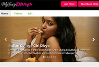 the most interesting pornstar adult site to know the indian porn queen divya