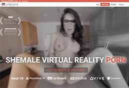 among the top transsexual xxx websites to enjoy the hottest shemale pornstars in vr