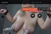 Best BDSM adult site to enjoy hardcore and fetish xxx vids starring amateur models