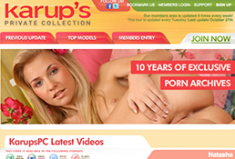 Top premium adult site for exclusive porn collection