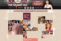 One of the best pay adult websites to get wonderful granny videos