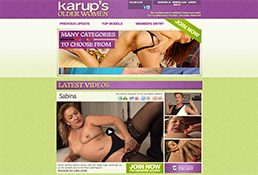 One of the most popular membership xxx sites to watch the hottes mums