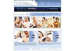 Most popular membership porn website offering hot shemale flicks