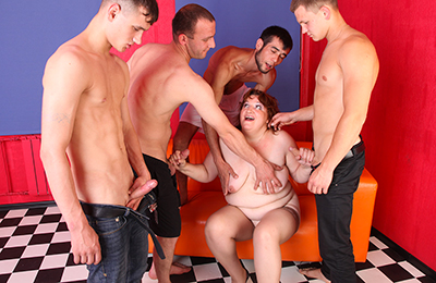 horny milfs fucked by many guys