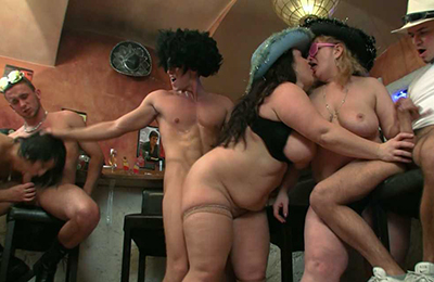 mature bbw sex parties