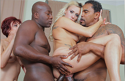 interracial sex in full hd on dfb network