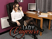 one of the best cfnm porn websites with hot secretaries spying dudes who masturbate