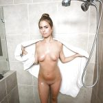 Taking a shower with Jill Kassidy