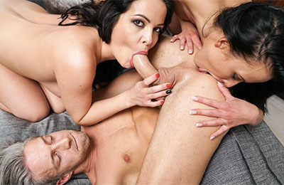 Top hardcore porn site packed with HD videos with horny girls rimming asses