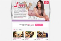 the top porn model website if you have a crave for feet and fetish content