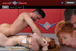 Top hardcore porn site for sex fights with fierceful models